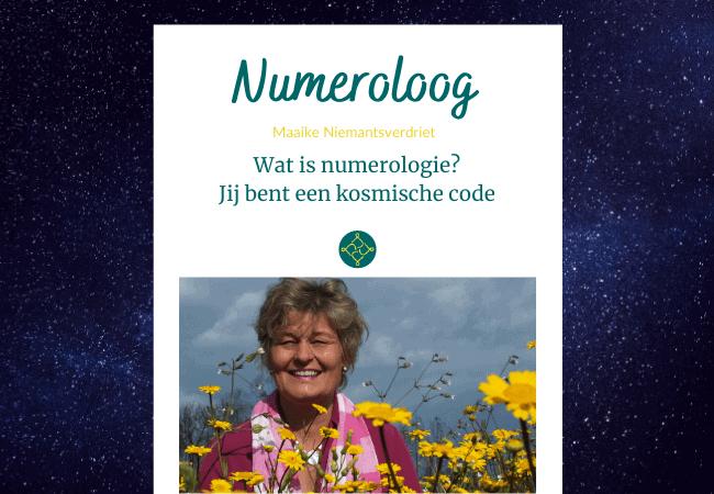 Wat is numerologie