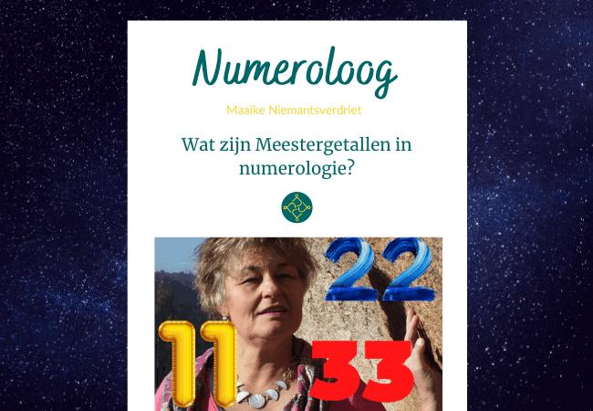 Numeroloog